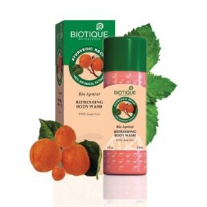"Bio Apricot (Био Абрикос) Гель для душа ""Biotique"""