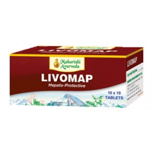 "Livomap (Ливомап) ""Maharishi Ayurveda"" 100 таб."