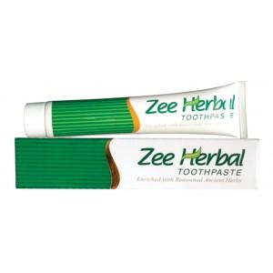 """Зубная паста с индийскими лечебными травами """"Zee Herbal"""""""
