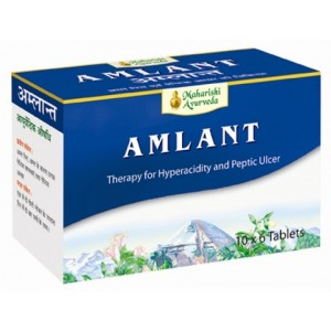 "Amlant (Амлант) ""Maharishi Ayurvedа"" 60 таб."