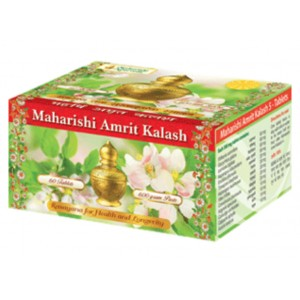 """Maharishi Amrit Kalash (Махариши Амрит Калаш) """"Maharishi Ayurveda"""" (МАК 4 & 5)"""