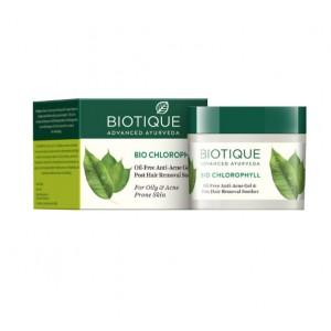 "Bio Chlorophyll (Био Хлорофилл) Гель от Угрей ""Biotique"""