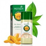 """Bio Almond (Био Миндаль) Успокаивающее масло для очистки лица и снятия макияжа """"Biotique"""""""