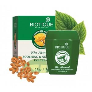 """Bio Almond (Био Миндаль) Крем под глаза """"Biotique"""""""