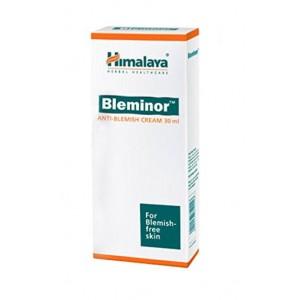 Bleminor Anti-Blemish Cream (Крем для лица против пигментных пятен) Himalaya Herbals (Хималая Хербалс) 30 мл.