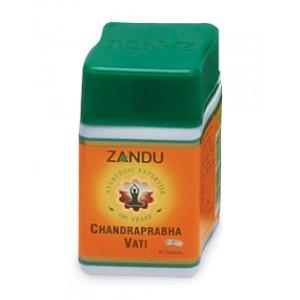 Chandraprabha Vati (Чандрапрабха Вати) Zandu (Занду) 30 таб.