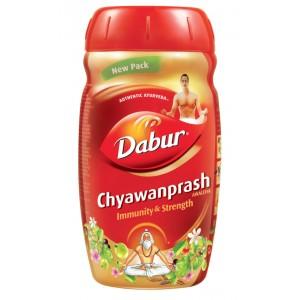 """Chyawanprash (Чаванпраш) """"Dabur"""" 500 гр."""