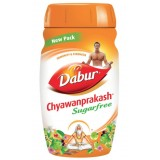 """Chyawanprakash (Чаванпраш) Sugar Free (без сахара) """"Dabur"""" 500 гр."""
