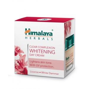 Clear Complexion Whitening Day Cream (Отбеливающий дневной крем для лица) Himalaya Herbals (Хималая Хербалс) 50 мл.