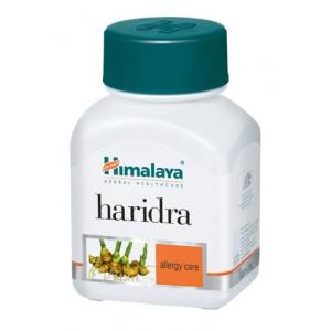 Haridra (Харидра, Куркума) Himalaya (Хималая) 60 таб.
