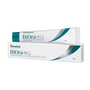 HiOra-SG gel (Хиора-СГ гель) Himalaya (Хималая) 10 мл