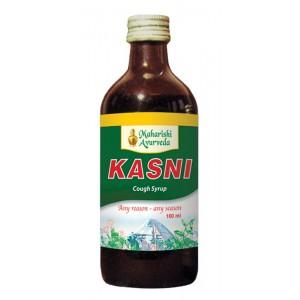 "Kasni Cough Syrup (Касни Сироп от Кашля) ""Maharishi Ayurveda"" 100 мл"