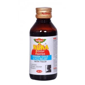 Kuka (Кука) Cough Syrup (Сироп от кашля), Multani (Мултани) 100 мл