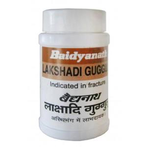 Lakshadi Guggul (Лакшади Гуггул) Baidyanath (Байдьянатх) 50 г.