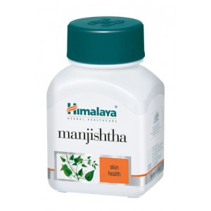 Manjishtha (Манжишта, Манджишта) Himalaya (Хималая) 60 таб.