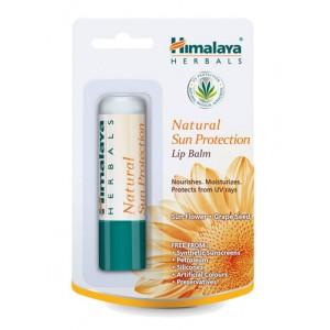 Natural Sun Protect Lip Balm (Солнцезащитный Бальзам для губ) Himalaya (Хималая) 5 г.
