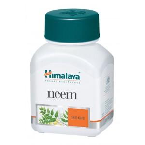Neem (Ним, Маргоза) Himalaya (Хималая) 60 таб.