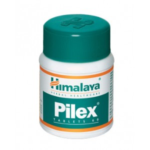 Pilex (Пайлекс) таблетки Himalaya (Хималая) 60 таб.
