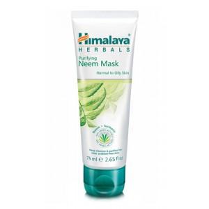 Purifying Neem Mask (Антибактериальная маска для лица с нимом) Himalaya Herbals (Хималая Хербалс) 75 мл.
