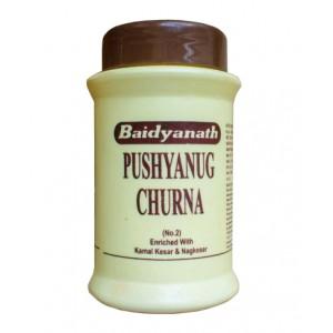 Pushyanug Churna (Пушьянуг Чурна) Baidyanath (Бадьянатх) 60 г
