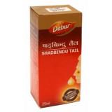 Shadbindu Tail (Шатбинду) капли в нос Dabur (Дабур) 25 мл.