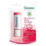 Strawberry Shine Lip Balm (Бальзам для губ с клубникой) Himalaya (Хималая) 4,5 г.